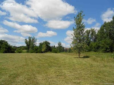 Grand Blanc Residential Lots & Land For Sale: Meadow Crest Cir