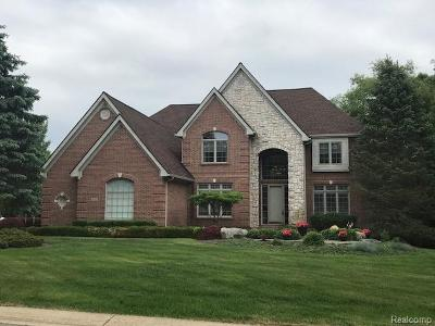 Oxford Single Family Home For Sale: 1445 Wood