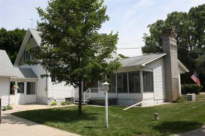 Lake Orion, Orion Twp, Orion Single Family Home For Sale: 2642 S Baldwin Road