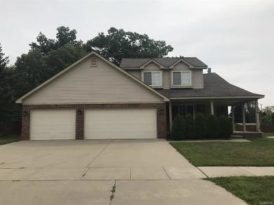 Fenton Single Family Home For Sale: 989 Peachtree