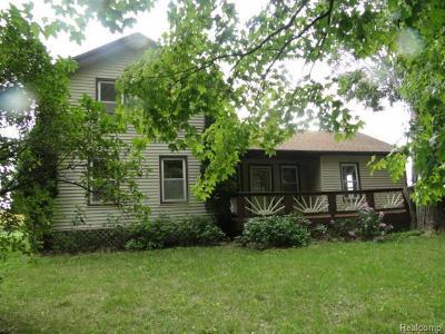Single Family Home For Sale: 2647 Klam
