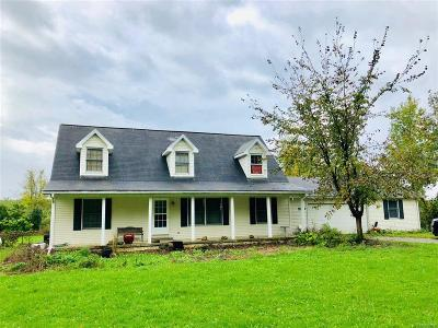 Oakland County Single Family Home For Sale: 530 Lockwood