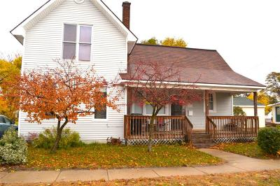 Isabella County Single Family Home For Sale: 211 E Seventh