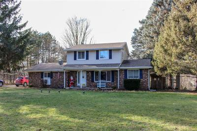 Oxford, Oxford Twp, Oxford Vlg Single Family Home For Sale: 5285 Seymour Lake