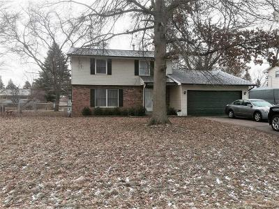 Single Family Home For Sale: 1705 Westbrooke