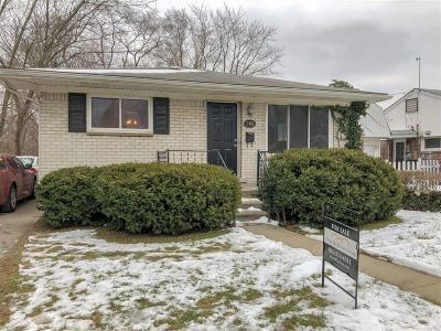 Royal Oak Single Family Home For Sale: 3410 Main