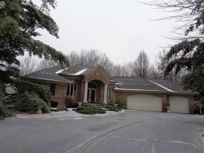 Single Family Home For Sale: 1268 Hidden View