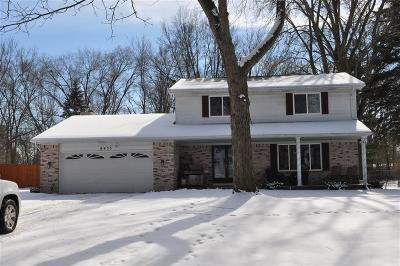 Flushing Single Family Home For Sale: 8455 Wesley