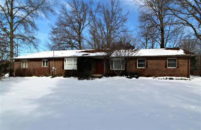 Genesee County Single Family Home For Sale: 12130 W Wilson