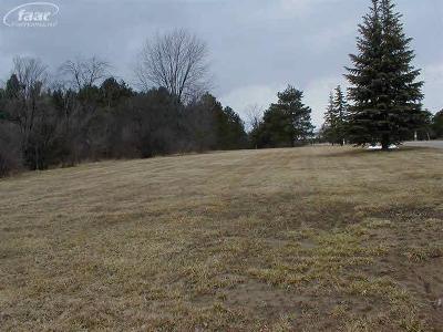 Swartz Creek Residential Lots & Land For Sale: 4306 Morrish