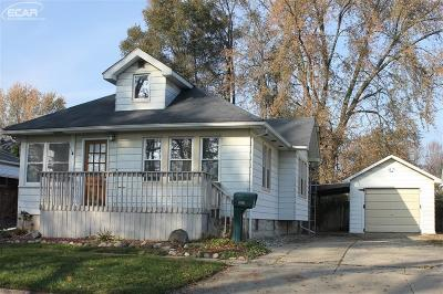 Swartz Creek Single Family Home Sold: 8090 Ingalls