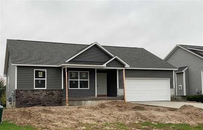 Swartz Creek Single Family Home For Sale: 6365 Augusta