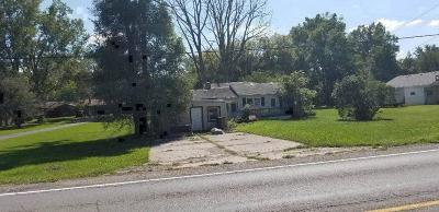 Genesee Twp Single Family Home For Sale: 4362 E Mt Morris Road