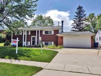 Grand Blanc Single Family Home For Sale: 11512 Hazel