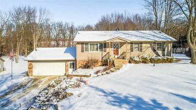 Single Family Home For Sale: 9122 Lahring Road