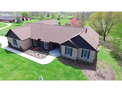 Genesee County Single Family Home For Sale: 1525 W Reid Road