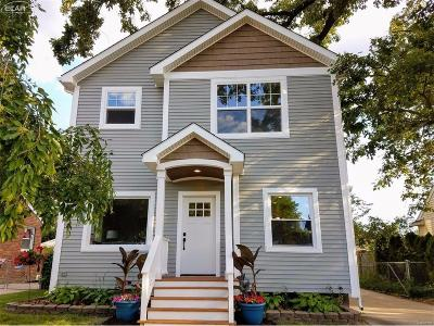 Berkley Single Family Home For Sale: 1705 Princeton Road