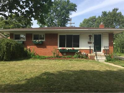 Troy Single Family Home For Sale: 512 Jamaica Drive