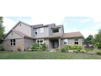 Milford Twp Single Family Home For Sale: 4141 N Milford Ponds Lane