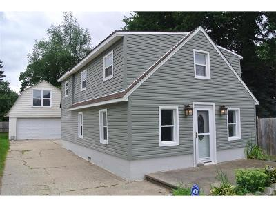 Rochester Single Family Home For Sale: 3036 Longview Avenue