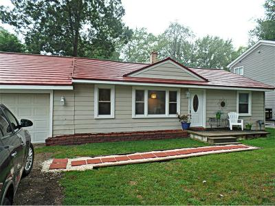 Commerce Single Family Home For Sale: 3278 Mandrake Street