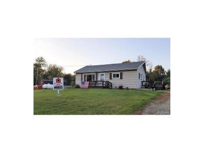 Single Family Home For Sale: 2657 E Blackmore Road