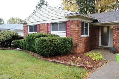 Auburn Hills Single Family Home For Sale: 697 Hamlet Road