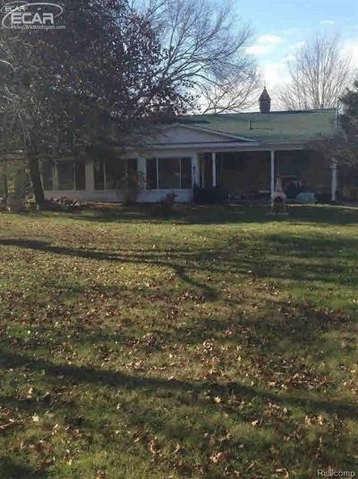 Holly Single Family Home For Sale: 1488 Addis Road