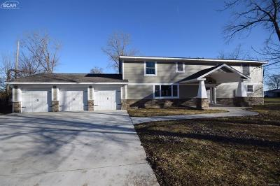 West Bloomfield, West Bloomfield Twp Single Family Home For Sale: 4585 Windside Drive