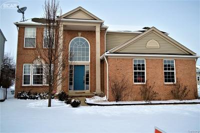 Holly Single Family Home For Sale: 852 Deer Run Lake Road