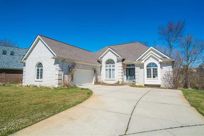 Single Family Home For Sale: 7503 Fairview Court