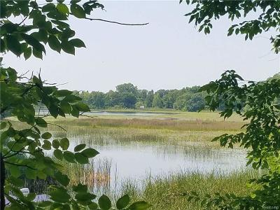 Oakland Twp Residential Lots & Land For Sale: Northfield