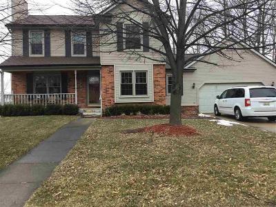 Fenton Single Family Home For Sale: 14541 Blue Heron