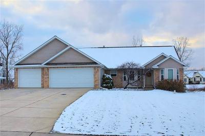 Swartz Creek Single Family Home For Sale: 7476 Skylar
