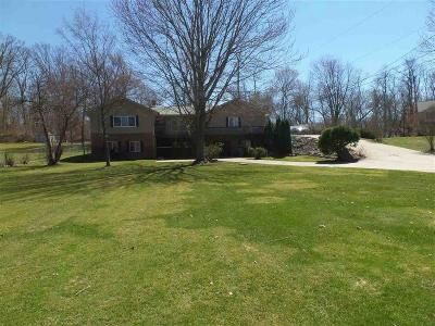 Lake Orion, Orion Twp, Clarkston, Independence Twp, Oxford Single Family Home For Sale: 490 Grampian Avenue