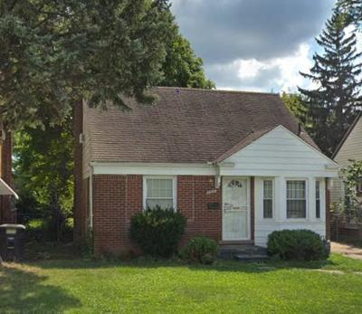 Detroit Single Family Home For Sale: 16108 Lappin