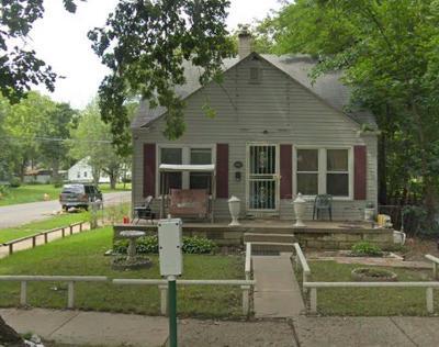 Detroit Single Family Home For Sale: 12201 Stout
