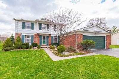Bloomfield Twp Single Family Home For Sale: 2127 Brenthaven