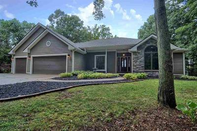 Single Family Home For Sale: 15384 Murray Rd.