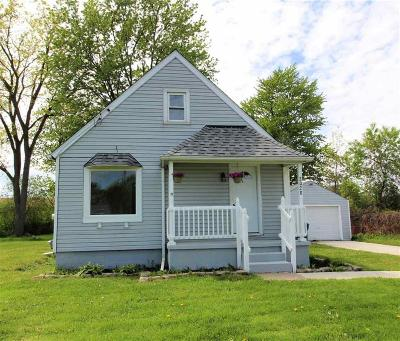 Single Family Home For Sale: 2028 S Morrish Road