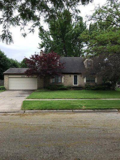 Flushing Single Family Home For Sale: 1506 Diane Drive