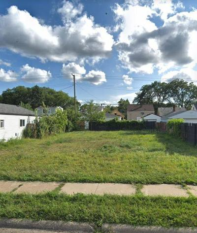 Lincoln Park Residential Lots & Land For Sale: 625 Cleophus