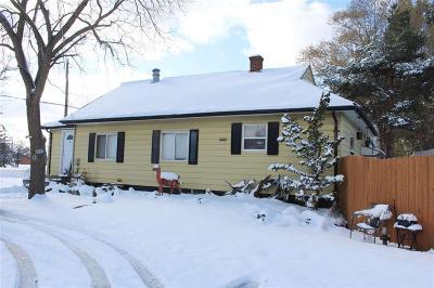 Single Family Home For Sale: 7288 Corunna Rd.