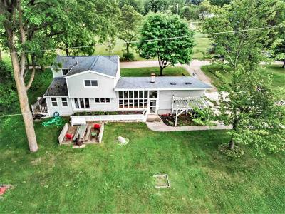Single Family Home For Sale: 8358 Turner Rd