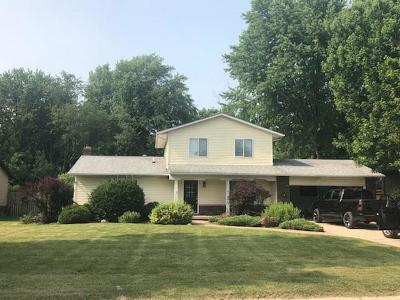 Linden Single Family Home For Sale: 313 Maple Dr