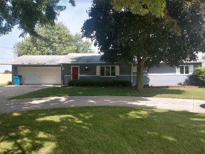 Swartz Creek Single Family Home For Sale: 7306 Miller Road