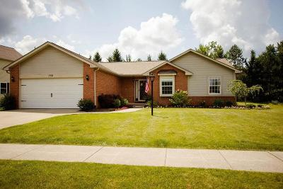 Linden Single Family Home For Sale: 350 Andrea Lane