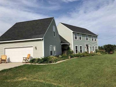 Single Family Home For Sale: 9219 Green