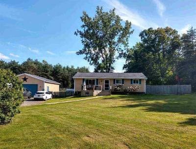 Single Family Home For Sale: 11400 Lake