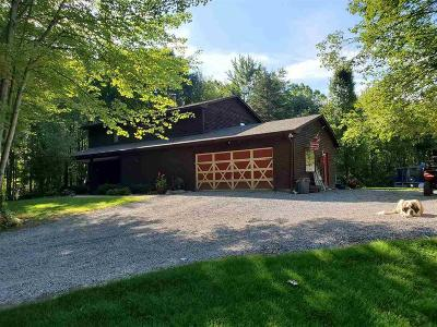 Single Family Home For Sale: 4144 Center